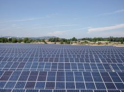 Renewable energy investment rose to a record in first half