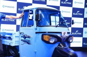 Three Wheels United partners with Piaggio Vehicles for electric 3-wheelers