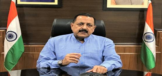Union Minister Dr Jitendra Singh Says, Government is Exploring the Possibility of Hydrogen Fuel Cells to be Used As Fuel For the Future of the Country
