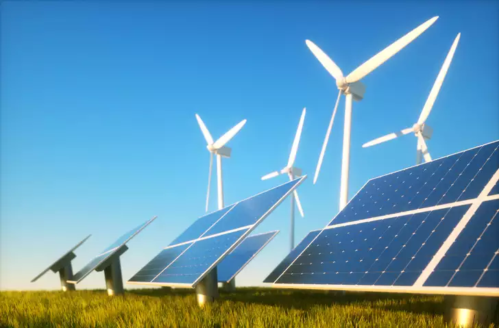After Tepid Last Year, Indian Renewable Energy Sector Gets $6.6 Billion in First Quarter of This Fiscal – EQ Mag Pro