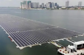World's Largest Floating Solar Farm to be constructed in Indonesia