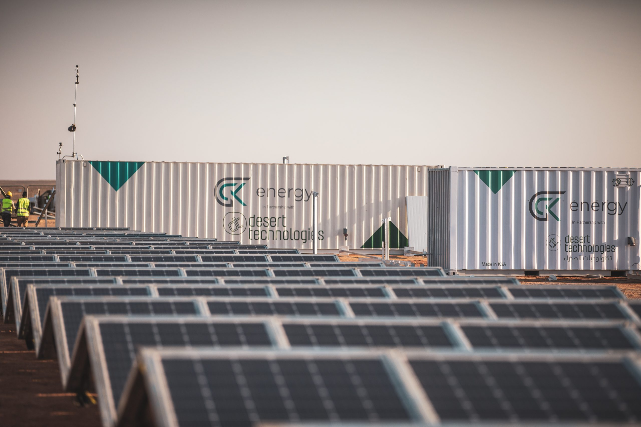 Localization of the PV industry in KSA – EQ Mag Pro