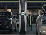 Assembling Electric Vehicle Charging Stations