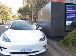 """Ausgrid and Jolt open first of 500 """"free"""" EV charging sites in Sydney's north"""