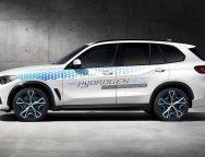 BMW showcases iX5 Hydrogen at Munich motor show