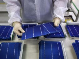 China Appeals WTO Ruling Over Trump Era's Solar-Panel Tariffs