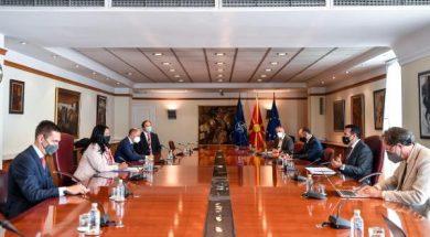 EIB Vice-President Lilyana Pavlova visits Skopje and reaffirms EIB support for North Macedonia's green and digital development