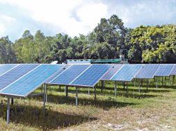Foreign JV to build 50MW solar power plant