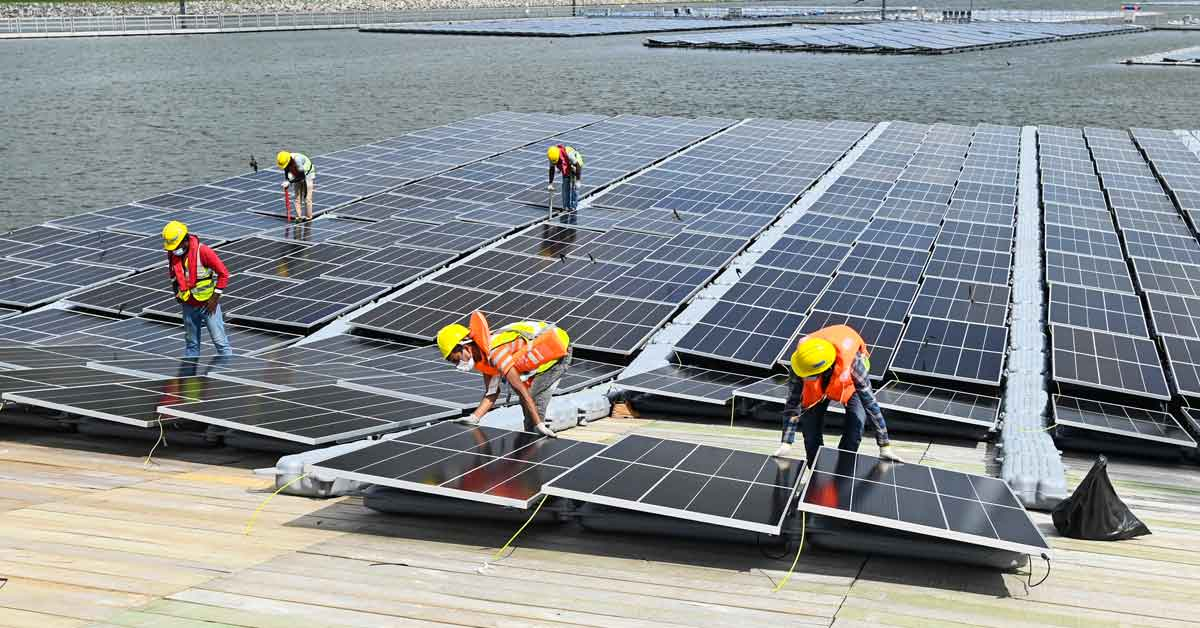 Green Energy: What ASEAN Can Learn From Vietnam – EQ Mag Pro