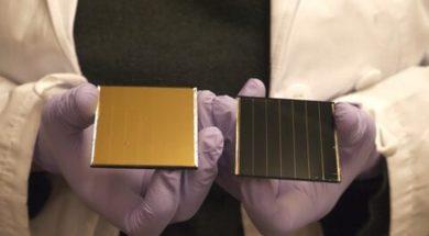 How Chlorine Stabilizes Next-Gen Solar Cells