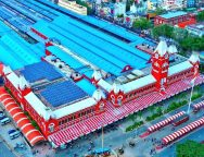 Indian Railways' Chennai Central Station is Now Fully Powered by Solar Energy; See Photos