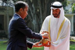 Indonesia and UAE begin talks on trade and investment pact