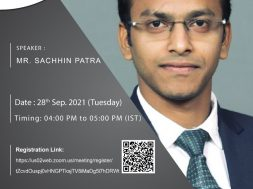 Mr Sachin Patra