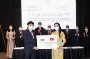 NA Chairman witnesses signing of deals between Vietnamese and European firms
