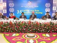 Proud to share that company registered Rs 8,444 crore profit in FY20-21 PFC CMD at 35 AGM