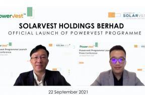Solarvest aims to shine brighter in solar energy biz