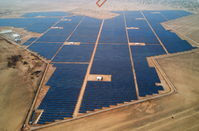 Sterling and Wilson Solar commissions 66 MWp solar energy project in Jordan