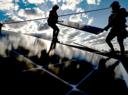 The world is hungry for solar panels. Why did we stop making them