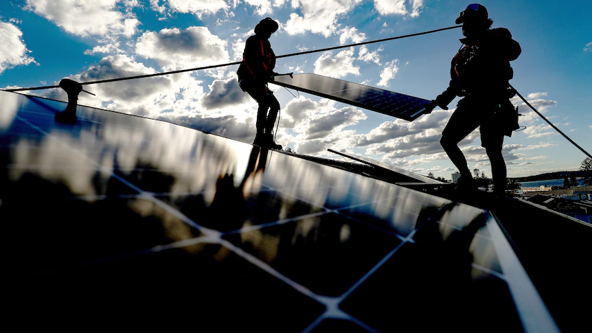 The world is hungry for solar panels. Why did we stop making them? – EQ Mag Pro