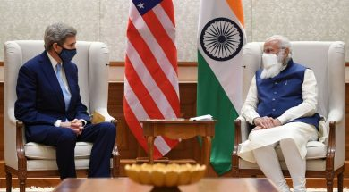 US climate envoy John Kerry in India for 3 days; clean energy transition in agenda