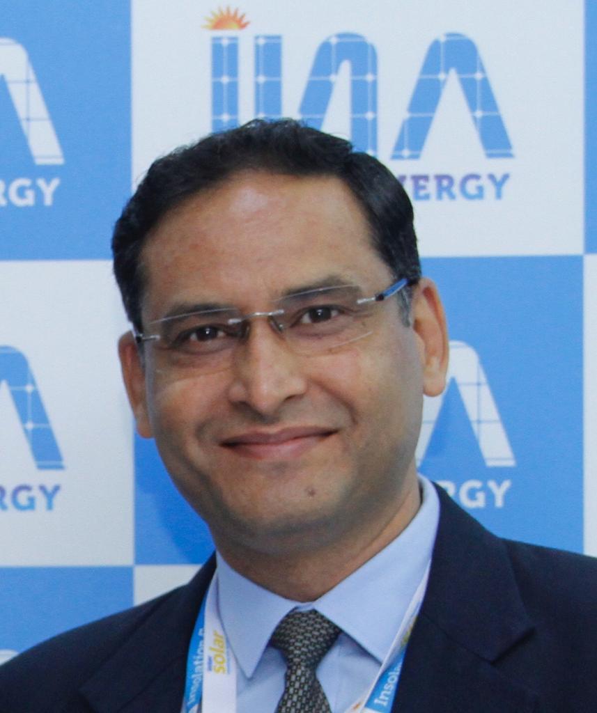 EQ in Exclusive Conversation With Mr. Vineet Tyagi, Head Sales & Marketing – Insolation Energy