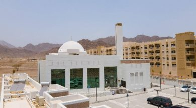World-first green mosque now open; can accommodate 600 worshippers