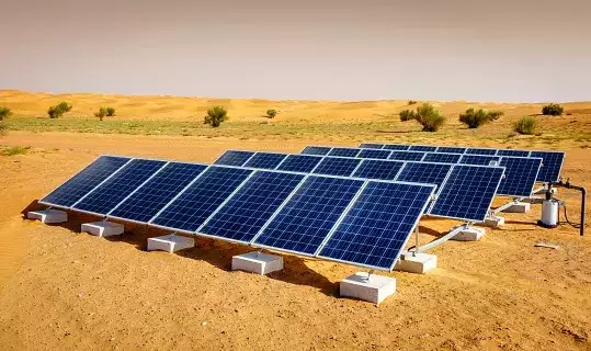 Scientists urge speedy switch to renewables in Middle East