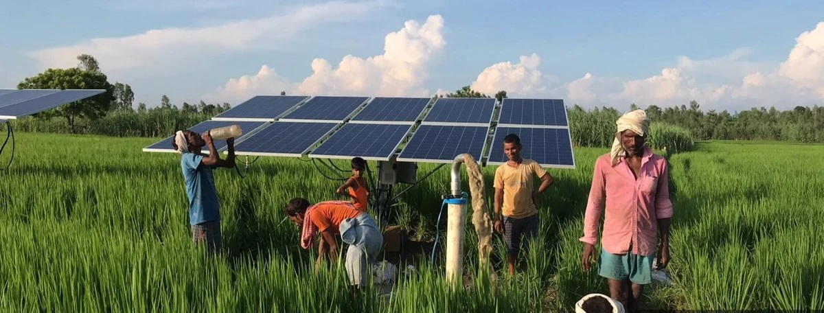 Oorja secures $1 million in Seed funding to scale up pay-per-use farming services powered by clean energy