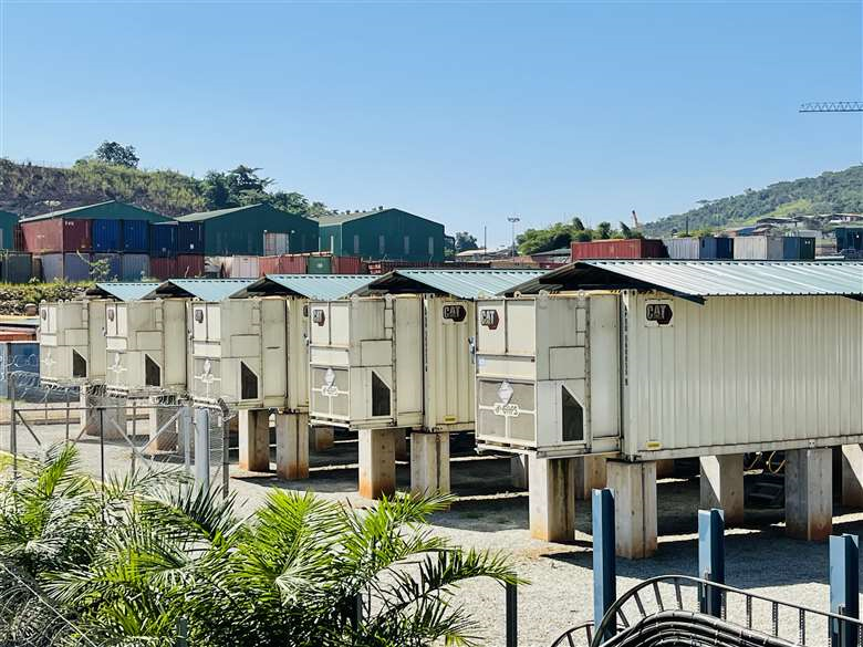 7.5 MW of battery storage for gold mine – EQ Mag Pro