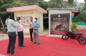 Atum Charge launches 10 solar powered charging stations across the country on a single day