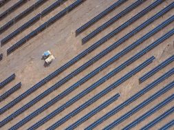 China's New Renewable Project Rivals All Wind and Solar in India