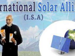 Curtain raiser for fourth International Solar Alliance General Assembly