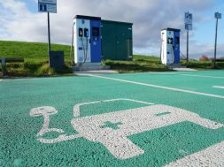 Plans announced for electric vehicle public charging pilot in Denbighshire